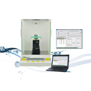 distributor of surface tensiometer